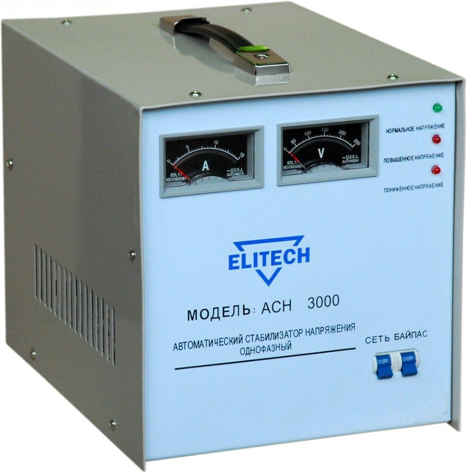 Стабилизатор напряжения elitech асн 10000е отзывы регулировка напряжения бензиновых генераторов