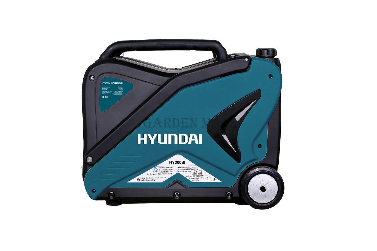 Бензиновый инверторный генератор HYUNDAI HY 300Si
